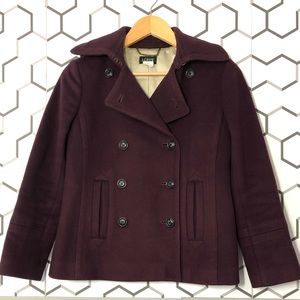 J. Crew 💯% Wool Pea Coat